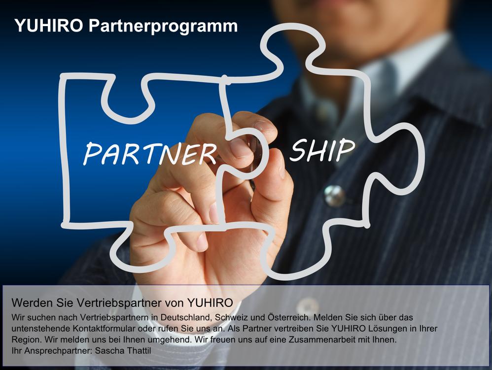 YUHIRO Partnerprogramm3