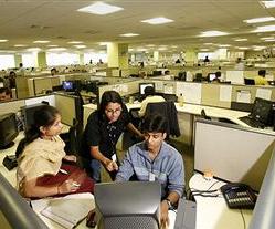 Softwareunternehmen in Indien
