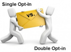 Single- oder Double-Opt-In