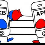 Mobile App oder doch lieber Mobile Website?