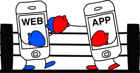 App versus Website