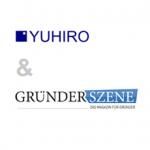 YUHIRO Presseartikel auf Gruenderszene.de - in Zahlen