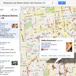 Google Map API Programmierung