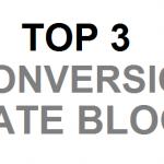 Die drei besten Blogs zum Thema Conversion Rate Optimierung