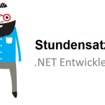 Stundensatz für .NET Entwickler