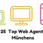 25 Top Internetagenturen in München