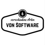 6 verschiedene Arten von Software