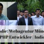 Fallstudie: Webagentur München   3 PHP Entwickler   Indien