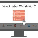 Webdesign Preise: Was kostet Webdesign?