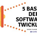 5 Basics der Softwareentwicklung!