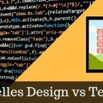 Individuelles Design oder Template: Was ist besser?